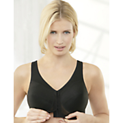 posture back support bra by glamorise