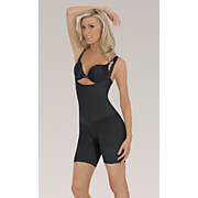 leger frontless body shaper by julie france