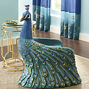 peacock throne