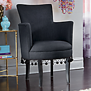 Pom Pom Tassel Chair
