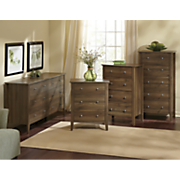 Emil 3,- 4-, 5- and 6-Drawer Chest