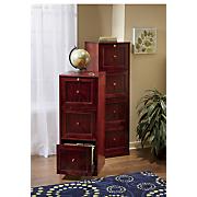 4 drawer locking file cabinet