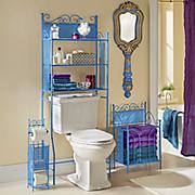 lacey blue bathroom furniture