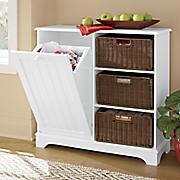 3-Basket Cabinet