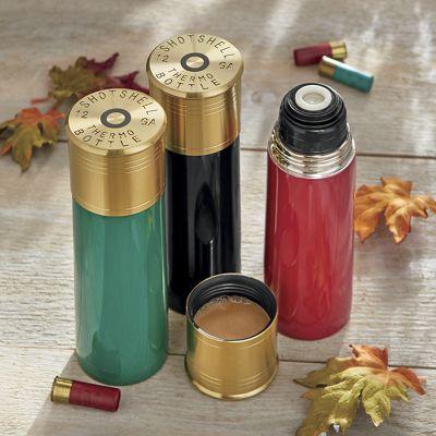 25-Oz. 12-Gauge Shotshell Thermo Bottle