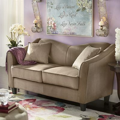 Valentino love seat from montgomery ward s9738533 for Chaise valentino