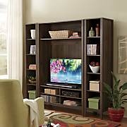 Emil Wide Entertainment Cabinet