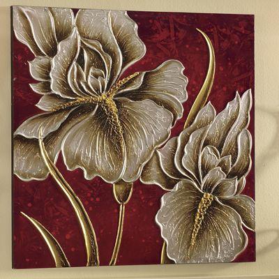 Mystic Flowers Wall Art
