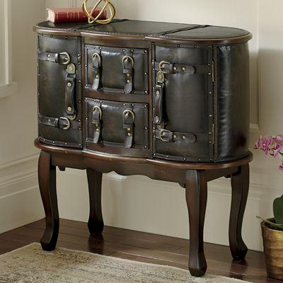 Handcrafted Storage Cabinet