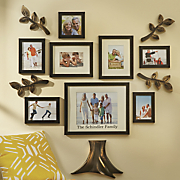 Personalized Tree of Life Picture Frame Set