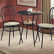 3-Piece Coffee Shop Bistro Set