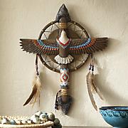 eagle dream catcher wall decor