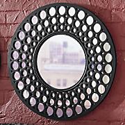 concentric circles mirror