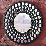 concentric circles mirror