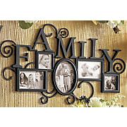 5 pc  family photo frame
