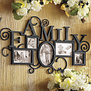 5-Piece Family Photo Frame