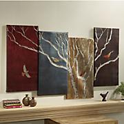 Four Seasons Wall Art