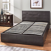 Queen Easy-Lift Storage Bed