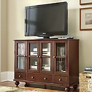 4 door richmond media cabinet
