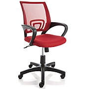 scarlet office chair