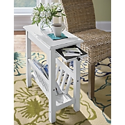 Cottage Breeze Magazine Table