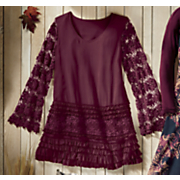 prairie meadow tunic
