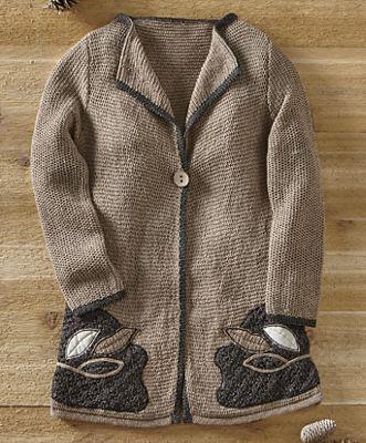Leaf Me Alone Sweater