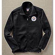 men s nfl bonded fleece jacket