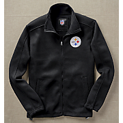 men s nfl bonded fleece jacket