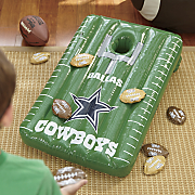 nfl inflatable bag toss