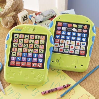 2-Sided Learning Touchpad by Smartplay