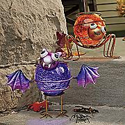 solar glass critters