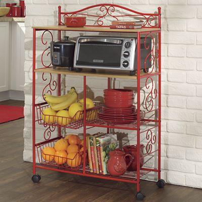 Rolling Kitchen Cart