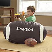 personalized football chair