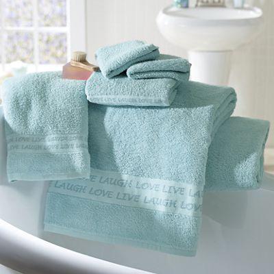 Inspire 6-Piece Towel Set