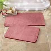 juego de alfombra de baño Spa terciopelo 2 pc