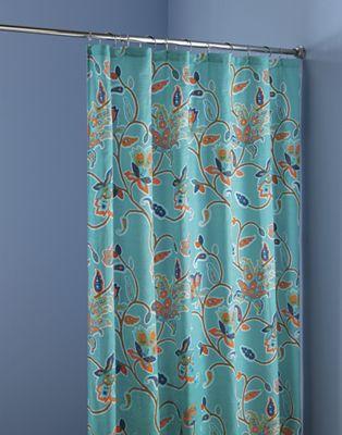 Laton Shower Curtain