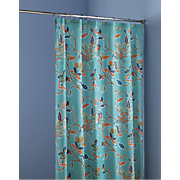 laton shower curtain