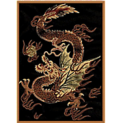 dragon luck rug   5  3  x 7  2