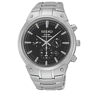 men s solar chrono watch by seiko