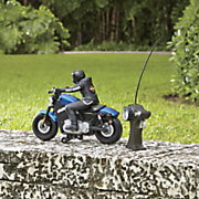 rc harley davidson nightster with rider by maistro