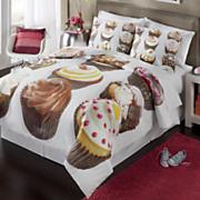 cupcakes comforter set