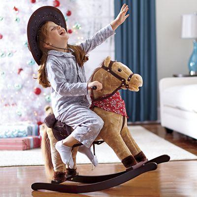 Western Rocking Horse