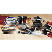 38 pc  all in one kitchen set