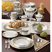 47-Piece Georgian Medici Dinnerware Set