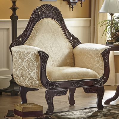 Florencia Hand-Carved Chair