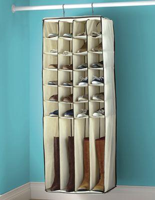 Hanging Footwear Organizer