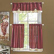 3 pc  darcy window treatments