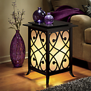 lighted shoji table