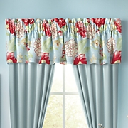imperial floral valance